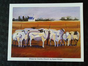 Kinder sheep